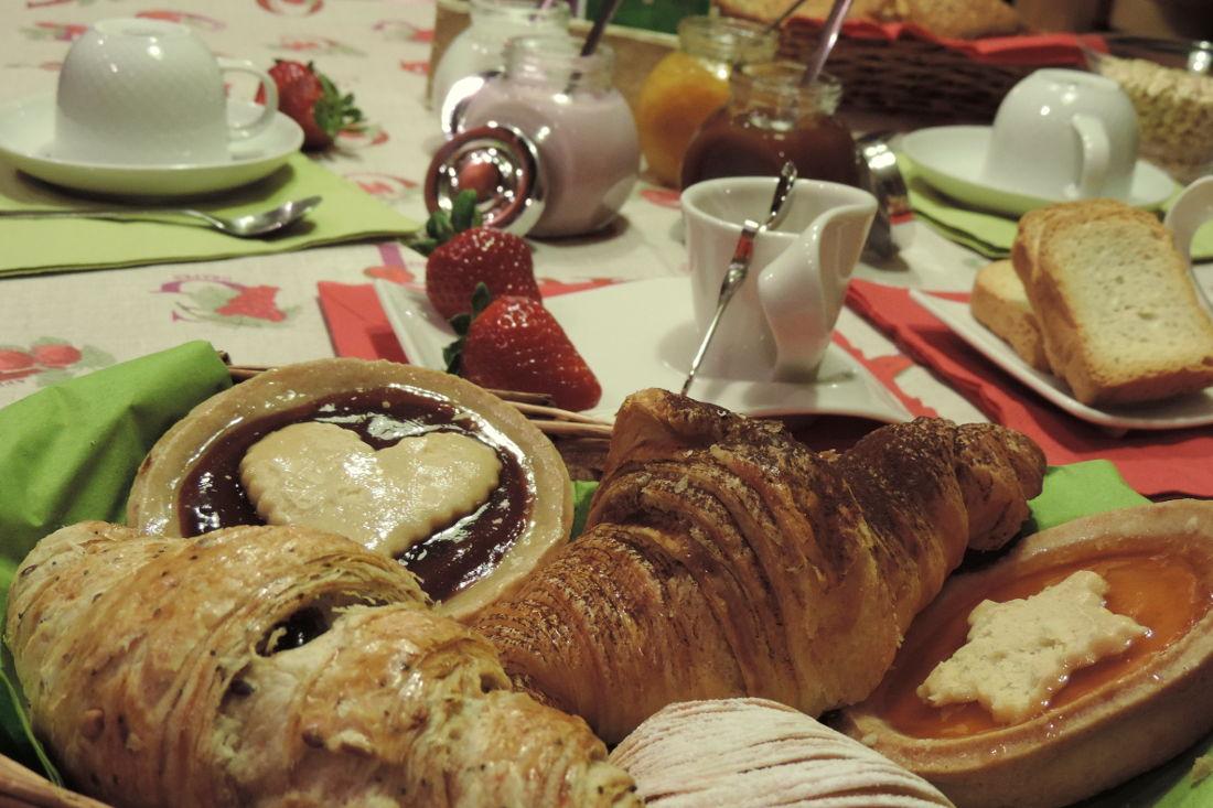 Tavola prima colazione