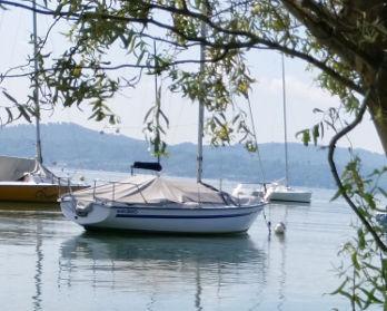 barche sul Lago di Viverone - bed & breakfast l'aBBaino