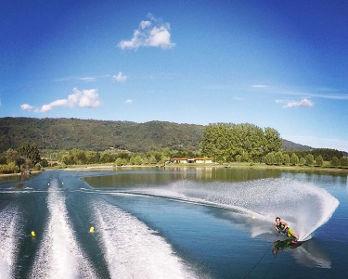 Water Ski Park - Palazzo Canavese - bed & breakfast l'aBBaino
