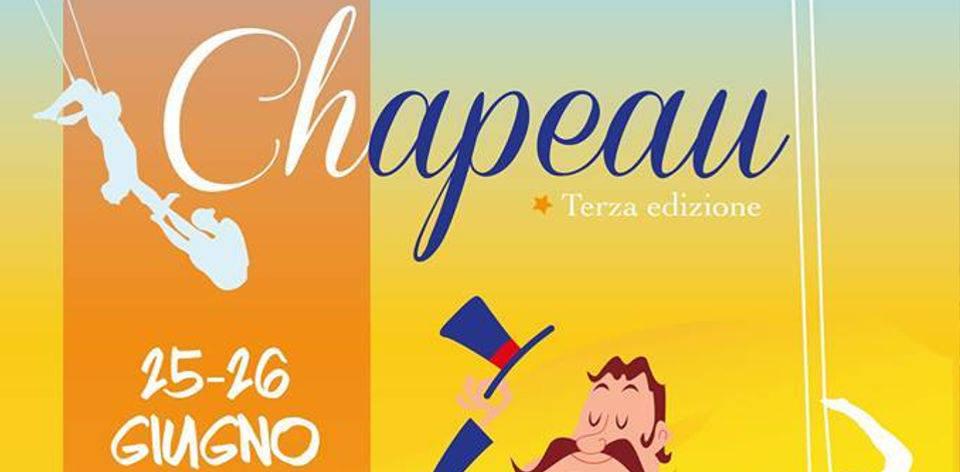 Chapeau Festival degli artisti di strada